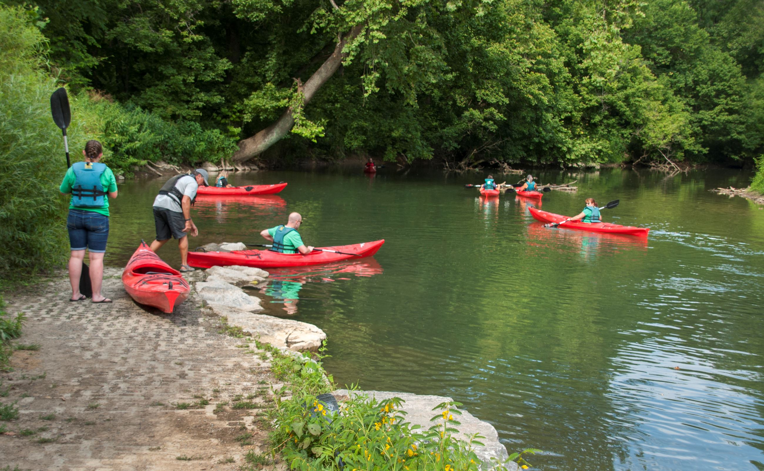 Antietam Paddle Fun_