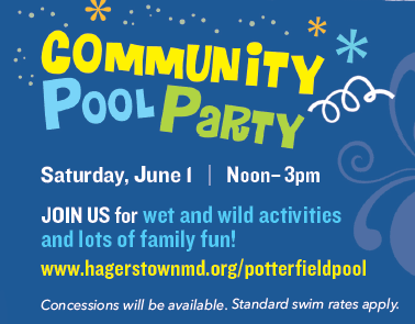 Community Pool Party__