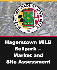 Maryland Stadium Authority Report