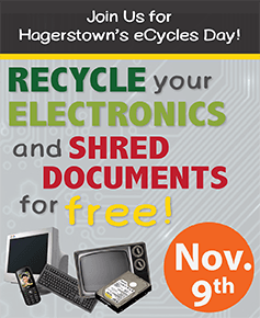 Electronics Recyling Day Event