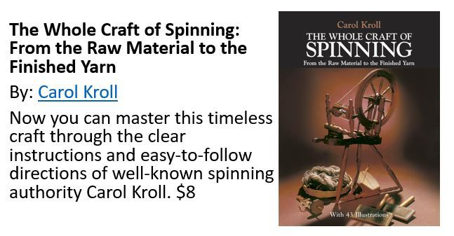 Craft of Spinning_